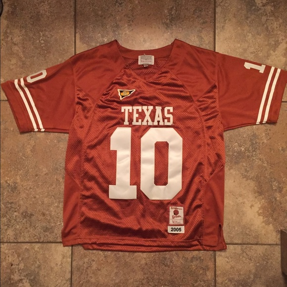 reputable site cd5fd 54d6e University of Texas Vince Young Jersey